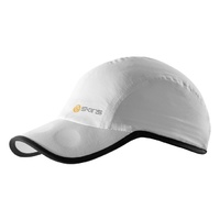 SKINS Accessories Unisex Technical Running Cap White OS