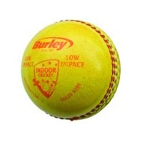 Indoor Cricket Balls Low Impact Red