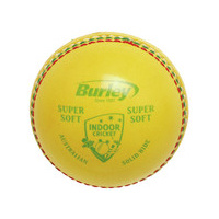 Indoor Cricket Balls Super Soft Green