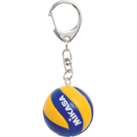 8 Panel Indoor Volleyball Key Ring