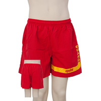 Lifeguard Unisex Taslon Long Leg Short