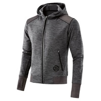 Skins Activewear Signal Tech Fleece Mens Hoodie