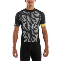 Skins Cycle Classic Mens S/S Jersey Full Zip