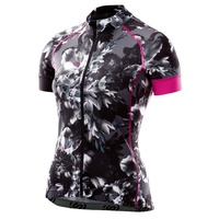 Skins Cycle Classic Womens S/S Jersey Full Zip