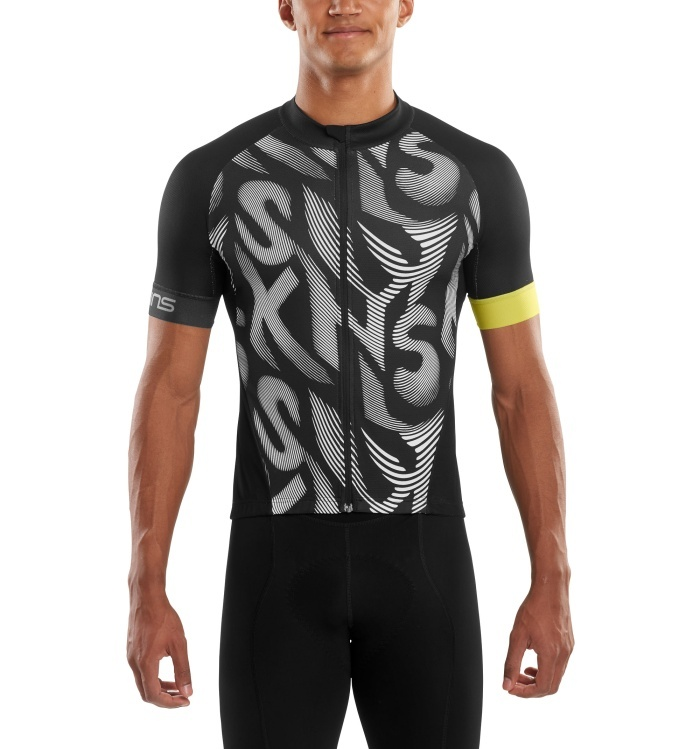4c5e09e57 Skins Cycle Classic Mens S S Jersey Full Zip - SKINS