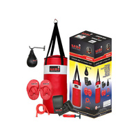 USI BOX N PUNCH STAND KIT - JUNIOR