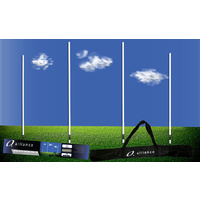 Portable Football Goal Set