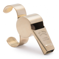 Acme Thunderer B-N-P No.58.5 Polished Brass