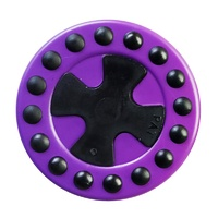 Deluxe Hockey Puck with Rollers