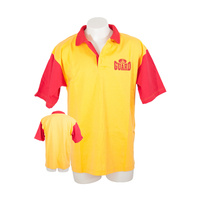 Lifeguard Unisex Cotton Short Sleeve Polo