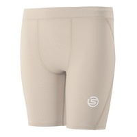SKINS SERIES-1 Youth Half Tights Neutral