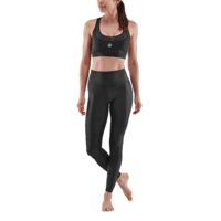 SKINS SERIES-3 Women's T&R Long Tights Black