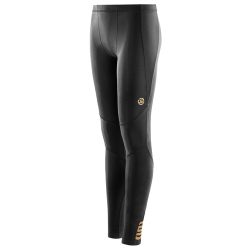 Skins A400 Youth Long Tights Black YL